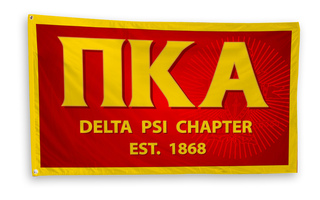 Pi Kappa Alpha 3 x 5 Flag