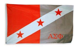 Alpha Sigma Phi Giant 3 x 5 Flag
