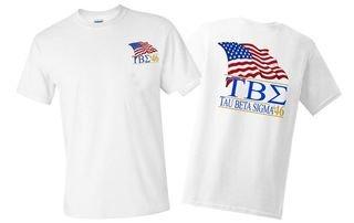Tau Beta Sigma Patriot Limited Edition Tee- $15!