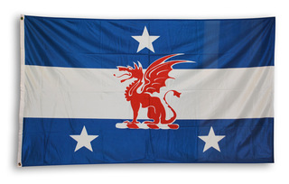 Beta Theta Pi Giant Flag 3 x 5