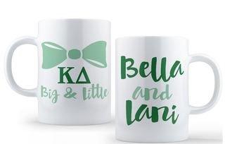 Kappa Delta Big & Little Coffee Mug