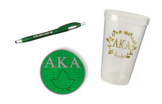 Alpha Kappa Alpha Sorority Medium Pack $7.50