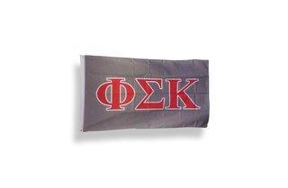 Phi Sigma Kappa Big Greek Letter Flag