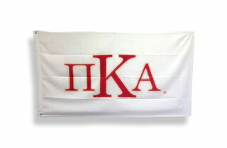 Pi Kappa Alpha Big Greek Letter Flag