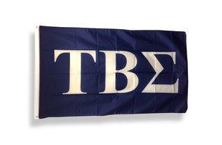 Tau Beta Sigma Big Greek Letter Flag