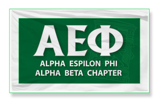 Alpha Epsilon Phi 3 X 5 Flag