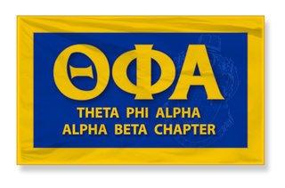 Theta Phi Alpha 3 X 5 Flag