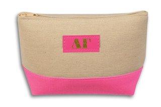 Delta Gamma Allure Cosmetic Bag