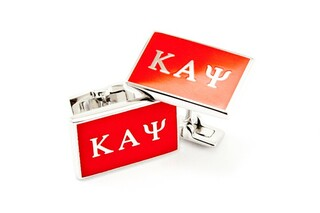 Kappa Alpha Psi Flag Cufflinks