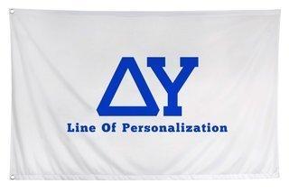 Delta Upsilon Custom Flag