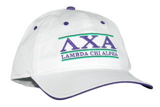 "Fraternity ""Throwback"" Hat"