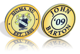 Fraternity Collectors Token