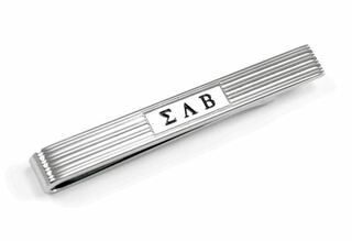 Sigma Lambda Beta Tie Clip