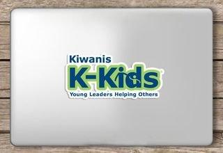 K Kids Sticker Decal