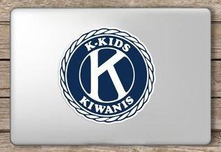 Kiwanis K Kids Decal