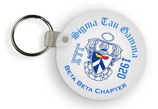 Sigma Tau Gamma Color Keychains