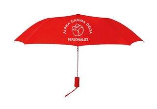 Alpha Gamma Delta Mascot Umbrella