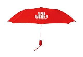 Alpha Omicron Pi Umbrella