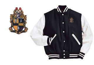 Alpha Phi Alpha Varsity Jacket - Save $80.00