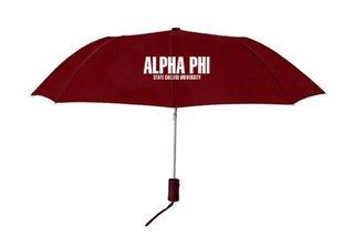 Alpha Phi Umbrella