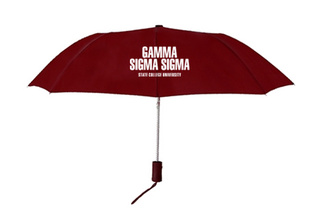 Gamma Sigma Sigma Umbrella