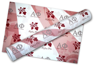 Greek Sorority Gift Wrap