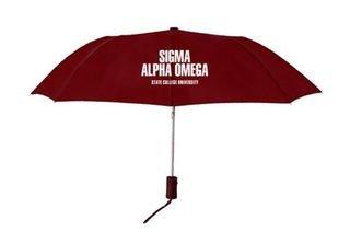 Sigma Alpha Omega Umbrella