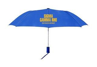 Sigma Gamma Rho Umbrella
