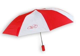 Sorority Script Umbrellas