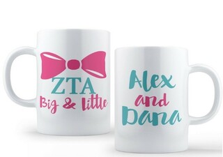 Big & Little Coffee Mug