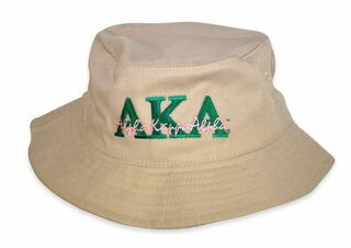 DISCOUNT-Alpha Kappa Alpha Bucket Hat