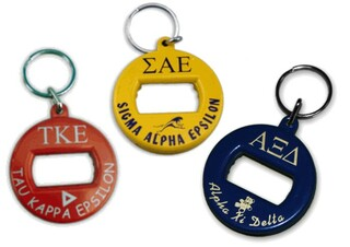 Sorority & Fraternity BevKey Key Chain