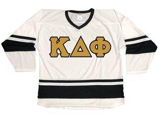 DISCOUNT-Kappa Delta Phi Breakaway Lettered Hockey Jersey