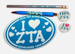Zeta Tau Alpha Discount Kit