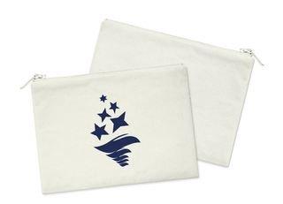 Sigma Delta Tau Mascot Cosmetic Bag