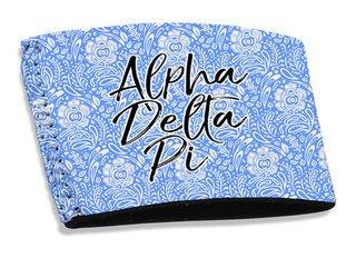 Alpha Delta Pi Coffee Sleeve