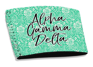 Alpha Gamma Delta Coffee Sleeve
