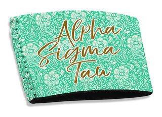 Alpha Sigma Tau Coffee Sleeve