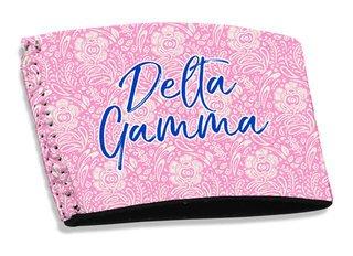 Delta Gamma Coffee Sleeve