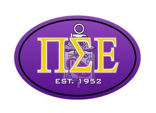 Pi Sigma Epsilon Stickers & Decals
