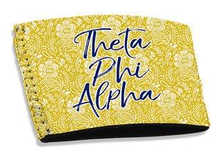 Theta Phi Alpha Coffee Sleeve