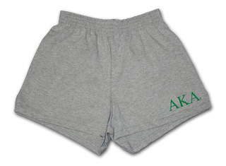 Alpha Kappa Alpha Shorts