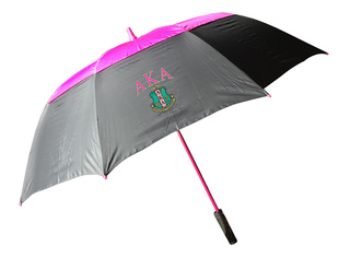 Alpha Kappa Alpha Hurricane Giant Umbrella