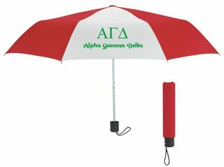 Alpha Gamma Delta Budget Telescopic Umbrella