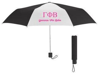 Gamma Phi Beta Budget Telescopic Umbrella