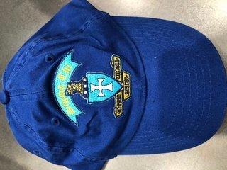 New Super Savings - Sigma Chi Crest Hat - BLUE