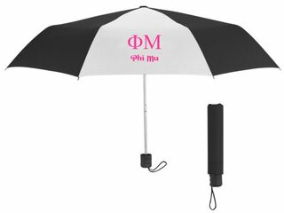 Phi Mu Budget Telescopic Umbrella