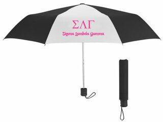 Sigma Lambda Gamma Budget Telescopic Umbrella