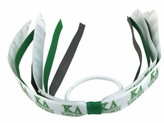 Kappa Delta Mini Streamer Bow