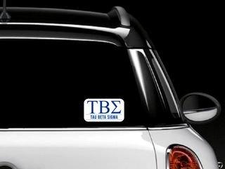 Tau Beta Sigma Custom Sticker - Personalized